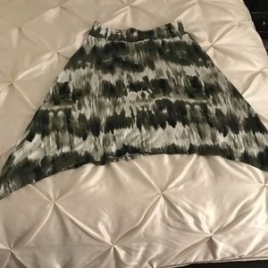 Joe B Tie Dye Skirt Women